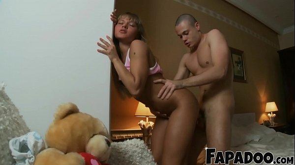 19yo Step Daughter In Her First Porn Movie
