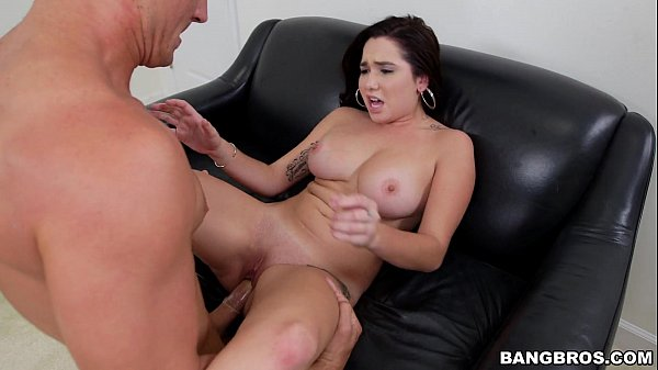 Natural Tits Teen Fucks in Porn Audition